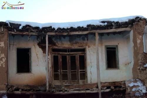 خانه تاریخی فریدونشهر- در معرض ت یب